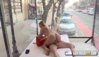 Kinky Brie getting pleasured by bf